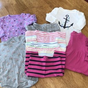 BABY GAP Bundle 💜 4 Outfits 3-6 months!
